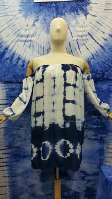 Pui Tie Dyed Big Size
